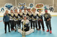 <em>Midland Thunder</em> U-18 – Īrijas čempioni