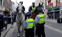 Īrijā veikta vērienīga starptautiska operācija cīņā ar organizēto noziedzību