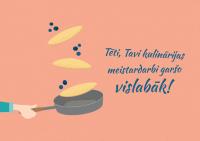 Atzīmējot Tēvu dienu Latvijā, aicina sūtīt pastkartes