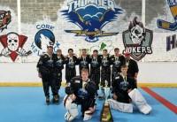 <em>Midland Thunder</em> – Elites līgas čempioni!