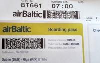 <em>airBaltic</em> atsāk lidojumus no Rīgas uz Dublinu