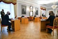 Rīgas pilī spriež par diasporas jautājumiem