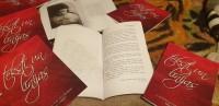 """Grāmatas """"Teksti un līnijas"""" virtuālā atvēršana"""