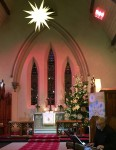 Kristus Apvienotās latviešu draudzes Īrijā dievkalpojumi un svētbrīži decembrī