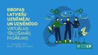 Eiropas latviešu uzņēmēju un uzņēmīgo virtuāla tīklošanās