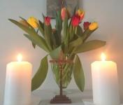 Kristus Apvienotās luterāņu draudzes dievkalpojumi un svētbrīži martā