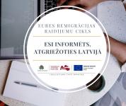 Raidījums par bezdarbnieka pabalsta eksportu pieejams ierakstā