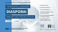 Tiešsaistes semināri diasporai