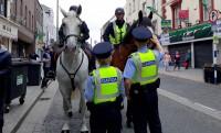Pret ierobežojumiem vērstajos protesta pasākumos Dublinā arestēti 16 cilvēki