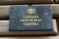 Saeima uzdod komisijai izskatīt ieceri ļaut ārvalstīs dzīvojošajiem izvēlēties vēlēšanu apgabalu