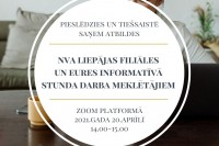 Informatīvā stunda par darba iespējām Liepājā