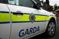 Incidents Garda patruļas automašīnā