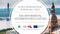 Tiešsaistes raidījumā par atbalstu uzņēmējdarbības uzsākšanai Latvijā