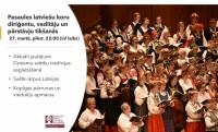 Pirmais pasaules latviešu koru diriģentu salidojums tiešsaistē