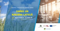 """Starptautiskā tiešsaistē """"Darbs un karjera Latvijā"""""""