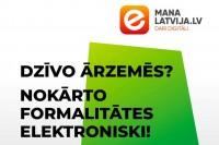 VARAM: Bez eID kartes ārvalstīs dzīvojošajiem ir ierobežota pieeja valsts e-pakalpojumiem