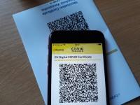Kā ES digitālo Covid sertifikātu saglabāt viedtālrunī