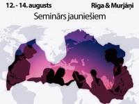 Jaunus cilvēkus aicina piedalīties seminārā Latvijā