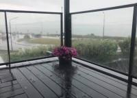 Visā Īrijā ceturtdien gaidāms negaiss un spēcīgs lietus