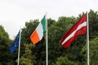 Izglītības ministre tiekas ar Īrijas vēstnieci Latvijā