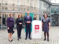 Rīgā atzīmē Īrijas Latvijas diplomātisko attiecību 30. gadadienu