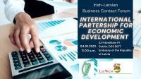 Vēstniecība aicina piedalīties Latvijas un Īrijas Biznesa forumā