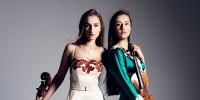Īrijā koncertēs māsas Kristīne un Margarita Balanas