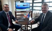 Turpinās vēstnieka un Latvijas delegācijas darījumu brauciens
