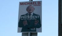 Devtais rijas Valsts prezidents - Michael D. Higgins
