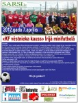 KF vstnieka kausa izca mini futbol 