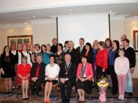 Leinster Latviešu biedrības gada jubileja nosvinēta